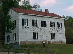 Replica of Buckeye Furnace company office and store