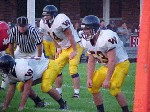 Wellston Rockets during their 1999 Jackson game